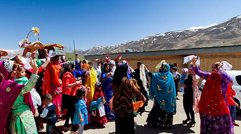 Iran, les derniers grands nomades