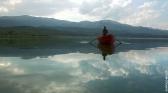 Le vieil homme et le lac