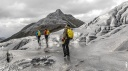 L'île aux glaciers de marbre
