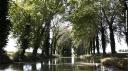 Le canal envahi