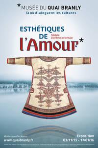 Esthetiques de l'amour - Au musée du quai branly