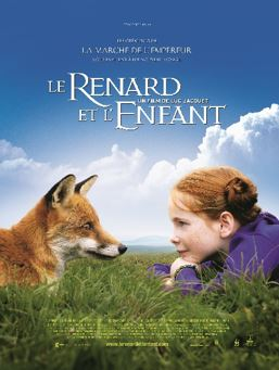 Le renard et l'enfant - un film de Luc Jacquet