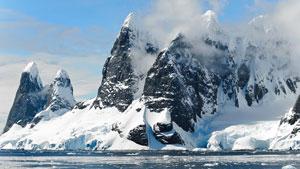 La vie cachée en Antarctique (c) Bertrand Delapierre