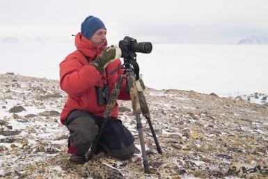 Objectif Thule : une aventure photographique