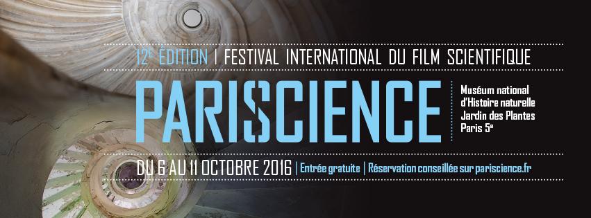 Festival Pariscience 2016