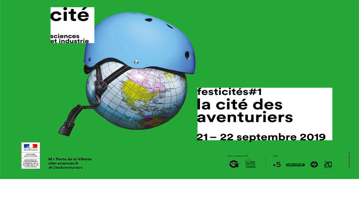 Cité des Aventuriers 2019