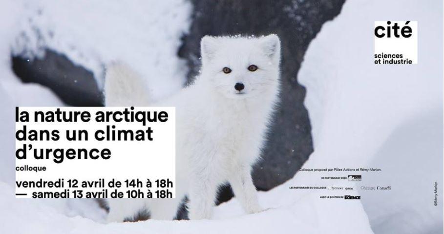 Colloque nature Arctique