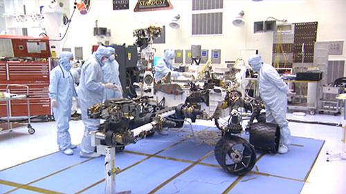 Curiosity, un voyage pour Mars