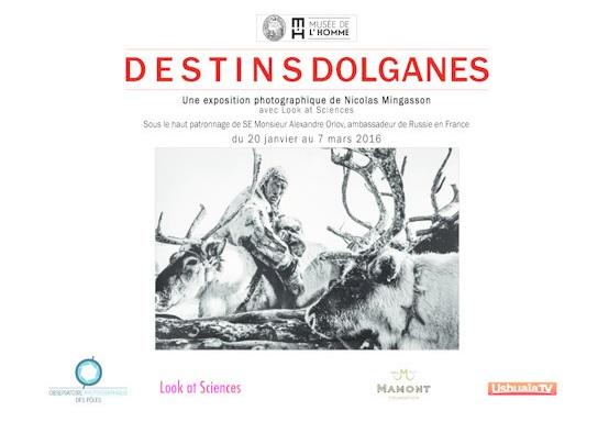 Exposition : Destins Dolganes de Nicolas Mingasson