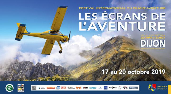 Les Ecrans de l'Aventure de Dijon 2019