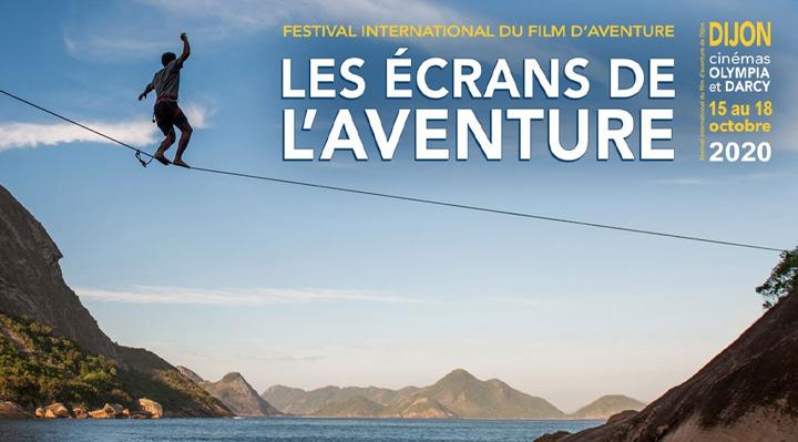 "Festival ""Les Ecrans de l'Aventure"" 2020"