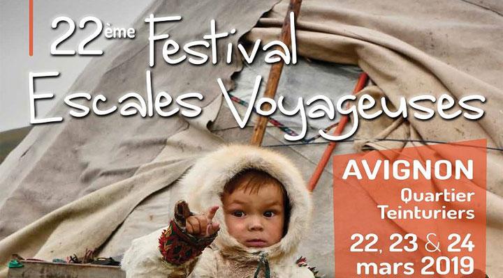 Escales Voyageuses en Avignon