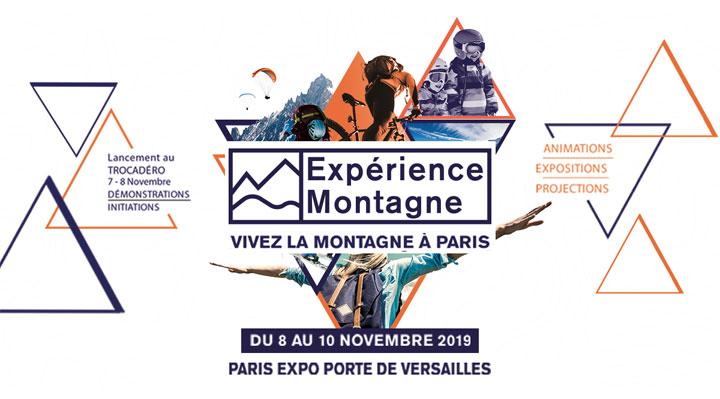 Salon Expérience Montagne 2019