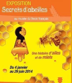 Exposition Secrets d'Abeilles