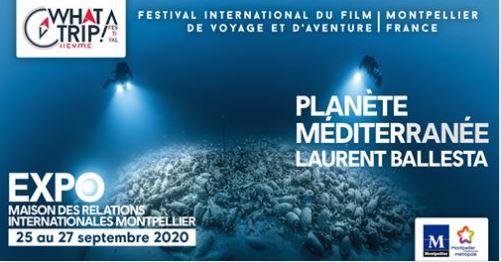 Exposition Laurent Ballesta Montpellier