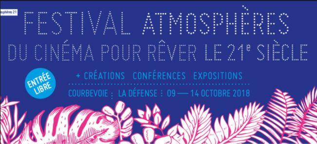 Festival Atmosphères 2018