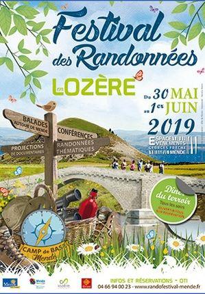 Festival des randonnées en Lozère