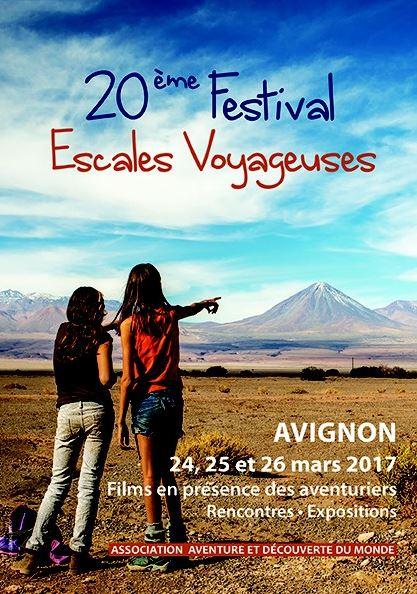 20ème festival Escales Voyageuses - Avignon