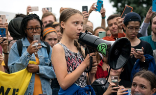 Greta Thunberg la voix de l'avenir, en mars sur Ushuaïa TV