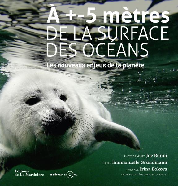 A + ou - 5 mètres de la surface des océans - Joe Bunni