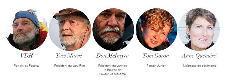 Jury Les Ecrans de la Mer - 2019