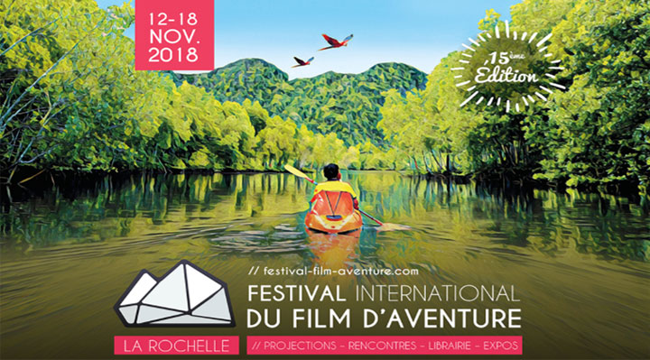 Festival international du film aventure de La Rochelle 2018