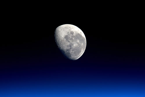 Les mystères de la lune
