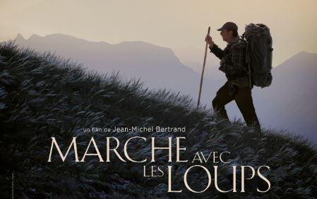 Marche avec les loups - un film de Jean-Michel Bertrand