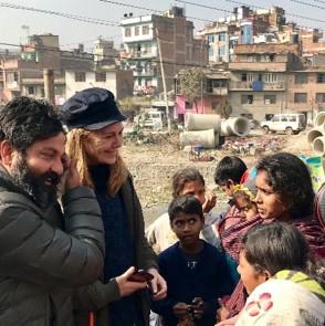 Népal, les déchets de l'infortune