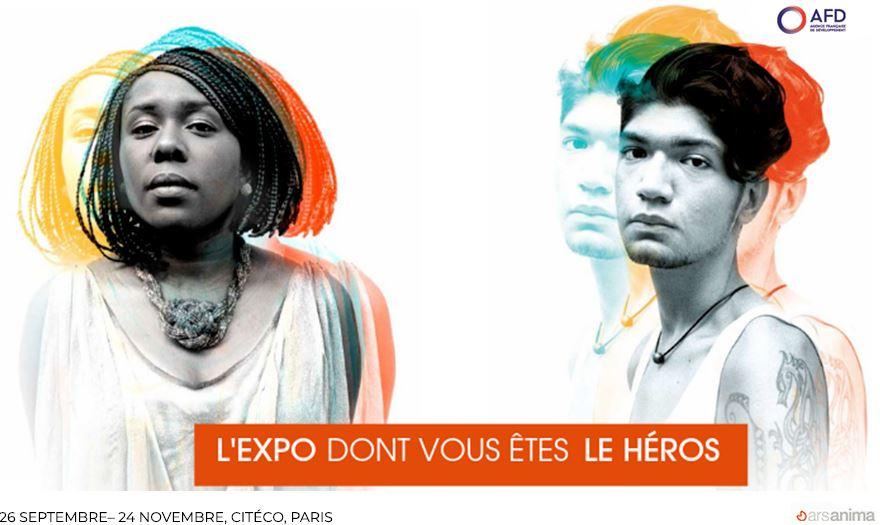 Nés quelque part, l'expo dont vous êtes le héros