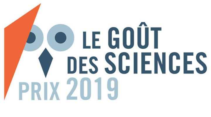 """Prix """"Le Goût des Sciences"""""""