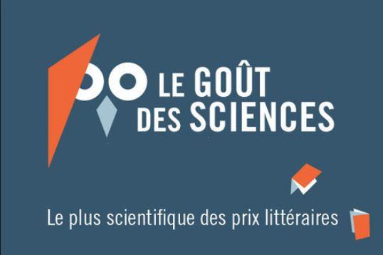 Prix Le Goût des Sciences