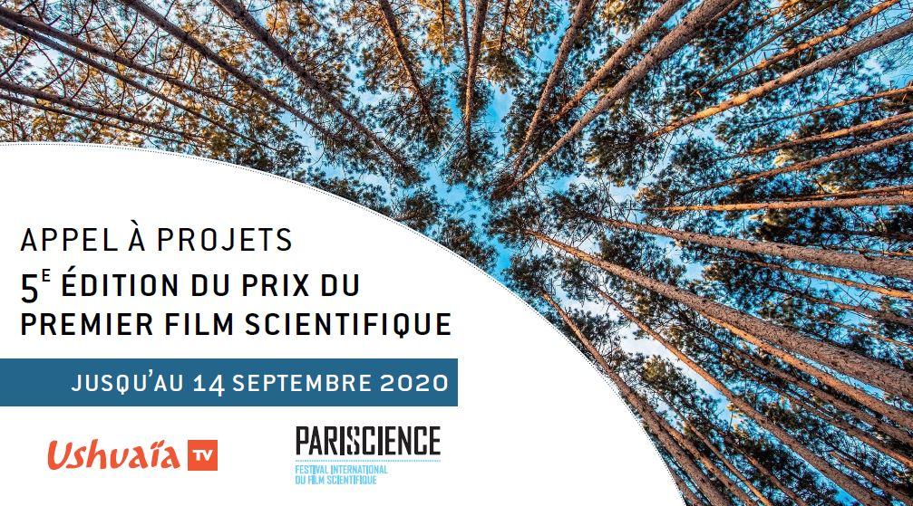 Prix du 1er film scientifique Ushuaïa TV/Pariscience