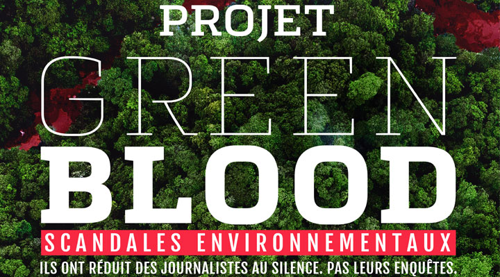 Projet Green Blood