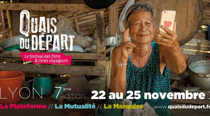 Festival Quais du Départ 2018