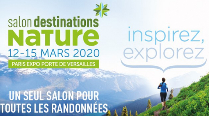Salon Destinations Nature 2020