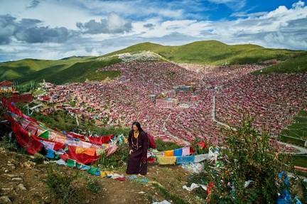 Tibet, le chemin des vents