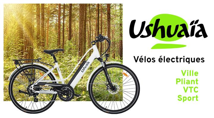 Partenaire Ushuaïa Bike