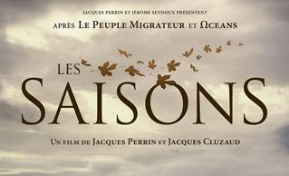 Les saisons de Jacques Perrin et Jacques Cluzaud, en mars sur Ushuaïa TV