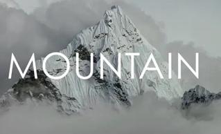 Mountain, en mars sur Ushuaïa TV