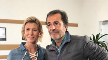 Nicolas Vanier invité d'Ushuaïa Le Mag