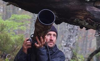 Vincent Munier, éternel émerveillé. En mars sur Ushuaïa TV